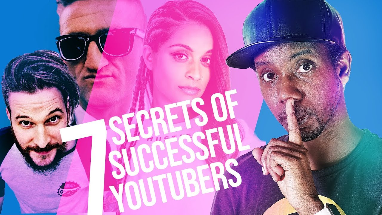 7 SECRETS BIG YOUTUBERS USE TO GROW ON YOUTUBE (VidSummit 2018)