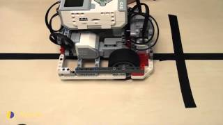 proportional line following with ev3 mindstorms part 3
