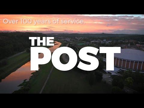 The Post Showreel - 2016-17