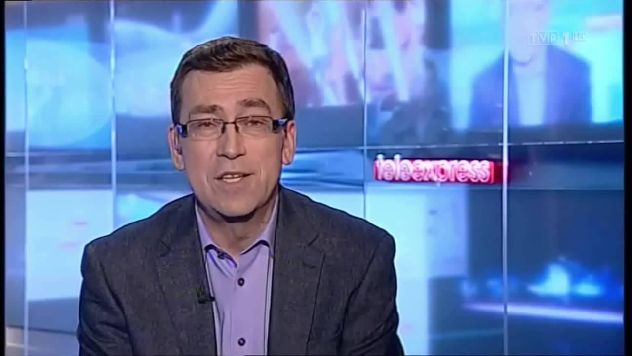 25 lat Macieja Orłosia w Teleexpressie w jedną minutę