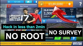 Dream League Soccer 2017 | Hack Unlimited Coins I No Root! No Survey! No App Required