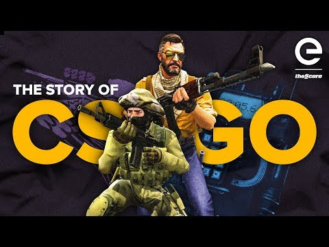 The Story of CS:GO: The Game That Never Dies