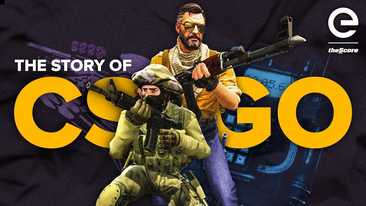 The Story of CS:GO: The Game That Never Dies thumbnail