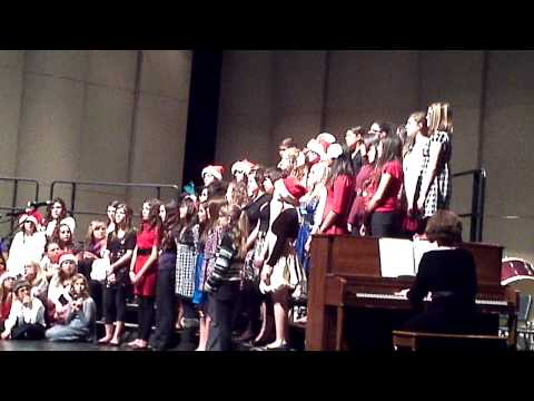 Tibbetts Middle School Choir