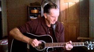 Steel Guitar Rag (Guitar Cover) - Merle Travis