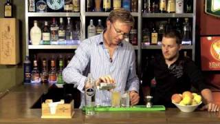How to make a Vodka Red Bull cocktail - Drink recipes from The One Minute Bartender