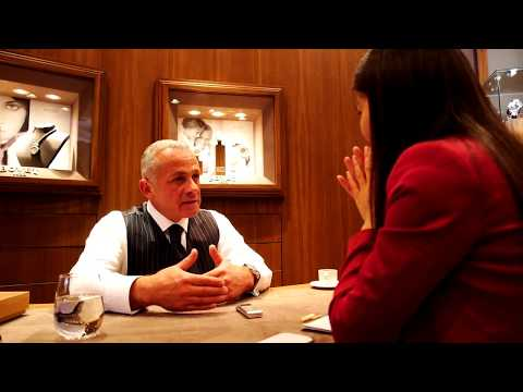 BOVET –  interview with Bovet owner Pascal Raffy filmed by MaxMedia NY  / Valery Shpak
