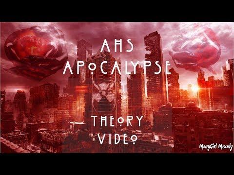 AHS Apocalypse Theory Video