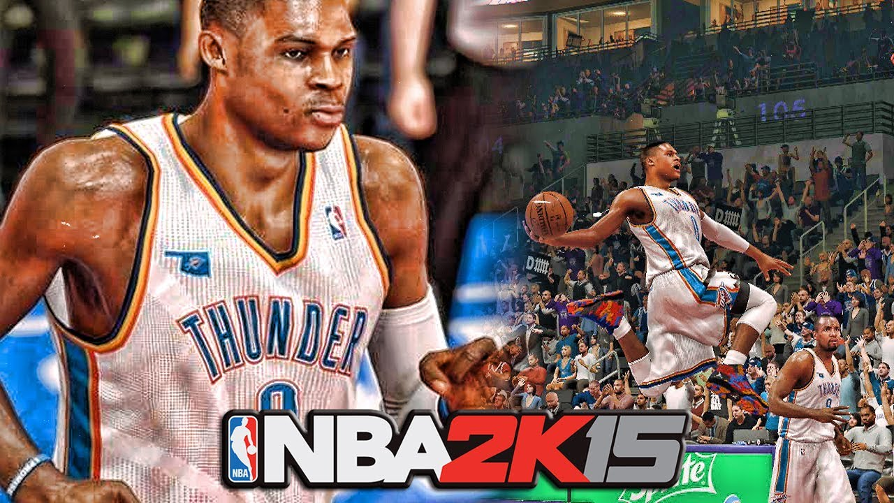 7cc8ee592382 NBA 2K14 Russell Westbrook Mix - YouTube