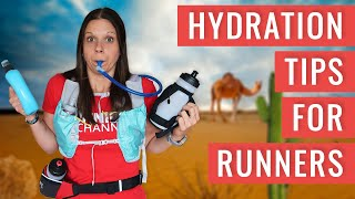 Hydration Tips For Runners | Everything You Need To Know About Water When Running