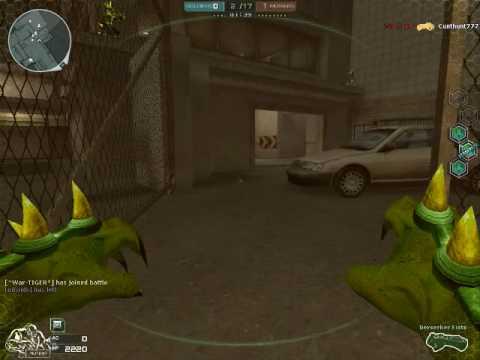 Cross Fire Mutation Mode Gameplay