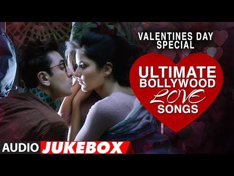 Ultimate Bollywood Love Songs 2018 | Valentine's Day Love Songs | New Romantic Songs Audio Jukebox