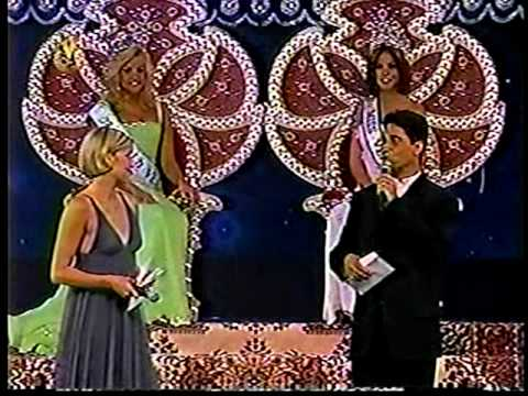 MISS VENEZUELA 1999 CROWNING MOMENT