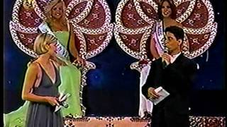 MISS VENEZUELA 1999 CROWNING MOMENT