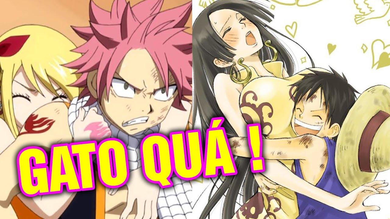 Top 10 Cặp Đôi Có Tình Yêu Đẹp Trong Anime Khiến 500 Anh Em Gato Nhất