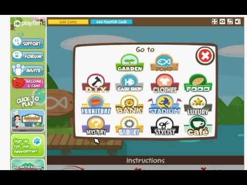 Pet Society Cheat Playfish Cash