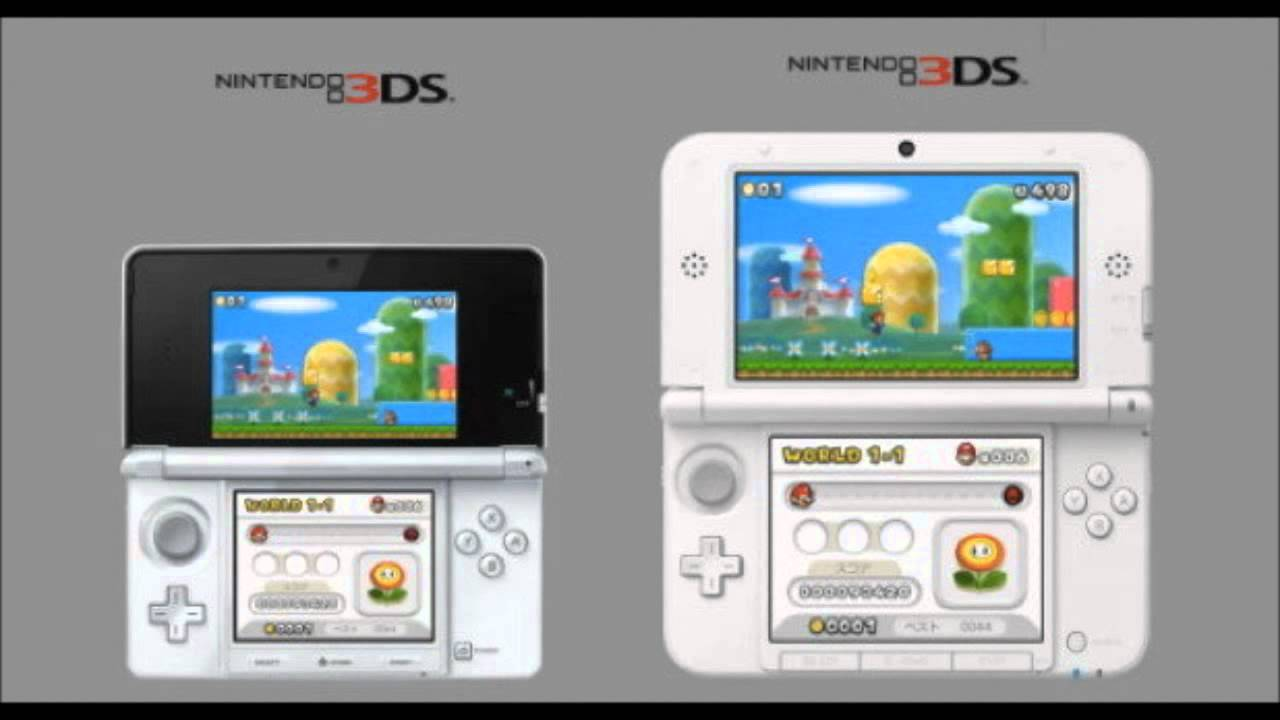 New 3ds release date in Sydney