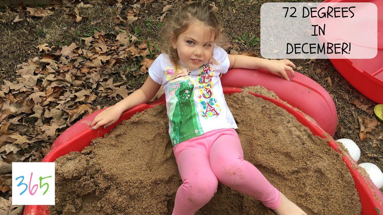 72 DEGREES IN DECEMBER l KIDS LIFE 365 l 12.12.15