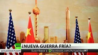 """""""Si China no cambia su postura, la espera una guerra fría con Washington"""""""