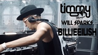 TIMMY TRUMPET & BILLIE EILISH & WILL SPARKS - BASS PUMPIN (MINI SMASHUP) HD HQ