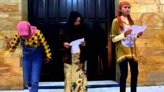"""Membaca Sastra: Puisi Berantai """"Puisi Renungan Indonesia"""""""