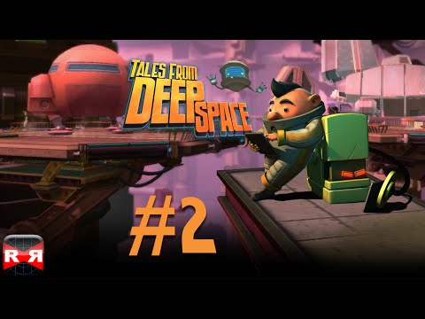 Tales From Deep Space (By Amazon Game Studios) - iOS / Amazon - Walkthrough Gameplay Part 2