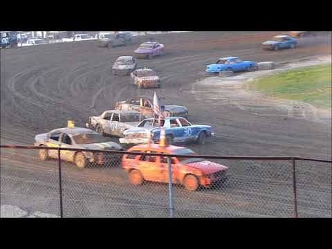 Grand Rapids Speedway Enduro-1st and 2nd Segments-Sept 2017
