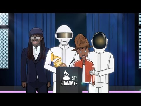 """DAFT THOUGHTS - Ep.10 """"The Grammy Awards"""" FINALE"""