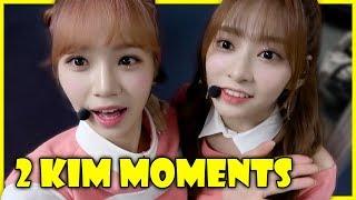 Kim Chaewon & Kim Minju - 2KIM MOMENTS (IZONE) [아이즈원] (김채원) (김민주)