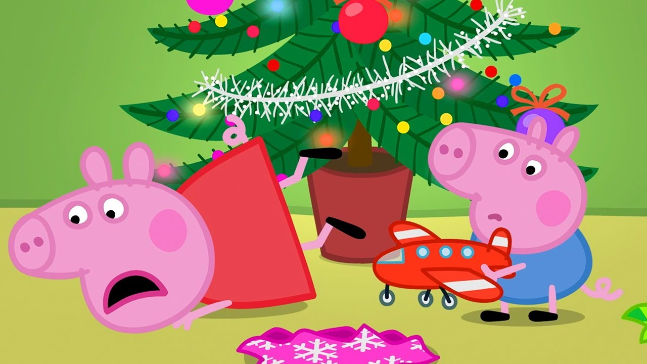 Peppa Pig Official Channel | Christmas at the Hospital