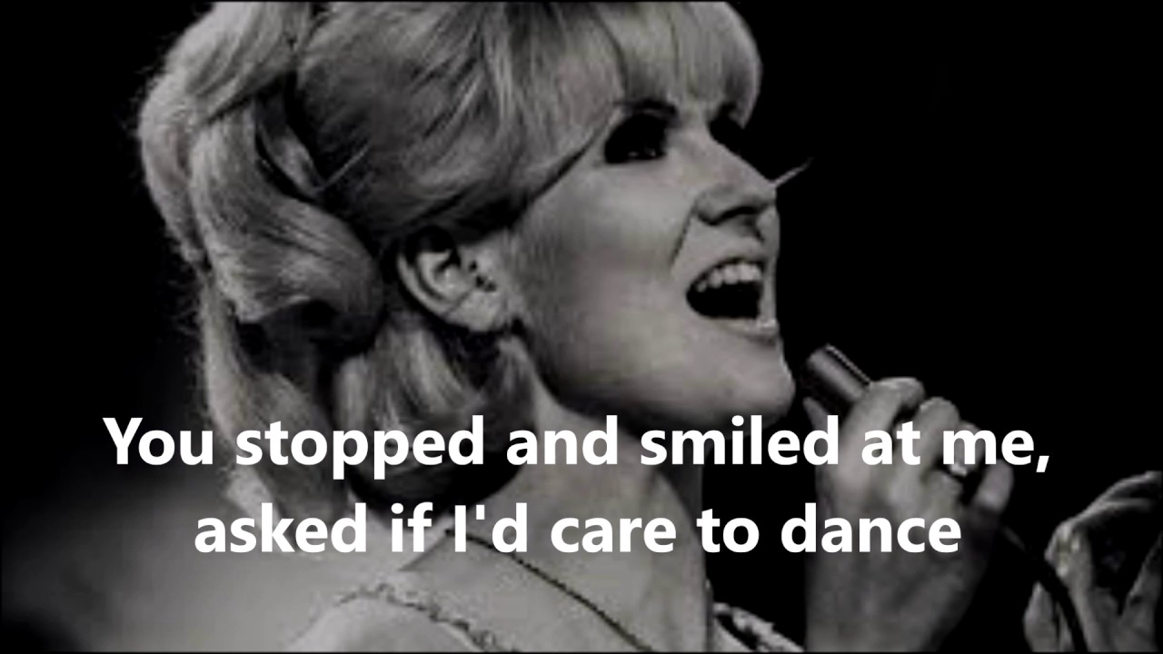 I Only Want to Be With You DUSTY SPRINGFIELD (with lyrics) - YouTube