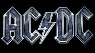 acdc back in black with lyrics