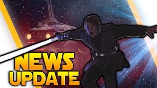NEWS UPDATE: Anakin Balancing, 4 CTs March, Roadmap Comments & More - Battlefront 2