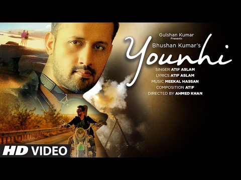 Thumbnail: Atif Aslam : Younhi Video Song | Atif Birthday Special | Latest Hindi Song 2017 | T-Series