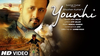 Atif Aslam : Younhi Video Song | Atif Birthday Special |  Hindi Song 2017