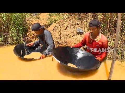 Mendulang Intan Secara Tradisional | RAGAM INDONESIA (05/05/20)