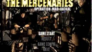 Resident Evil 3 OST Hellish Agony - The Mercenaries theme