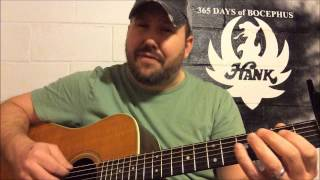 After All They Used To Belong To Me - Hank Williams Jr. Cover By Faron Hamblin