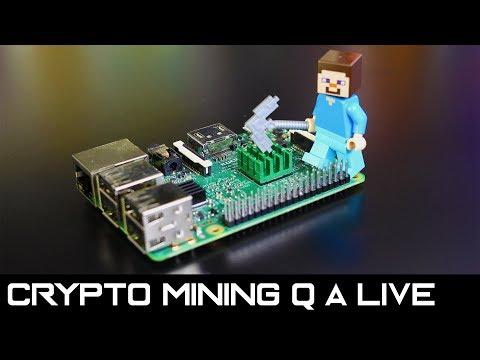 Crypto Mining Q&A Live