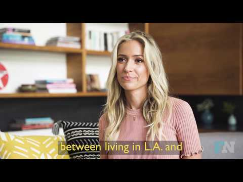 Kristin Cavallari Talks Shoes, Food and Her New Cookbook