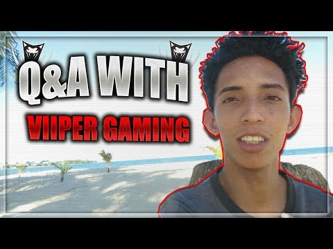 Q&A With VIIPER GAMING (IRL)