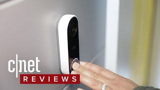 Nest Hello doorbell camera review