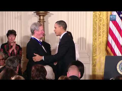 2010 Presidential Medal of Freedom Ceremony