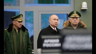 Большая война России уже началась: похоже, Путину нравится в окопах информационной войны.