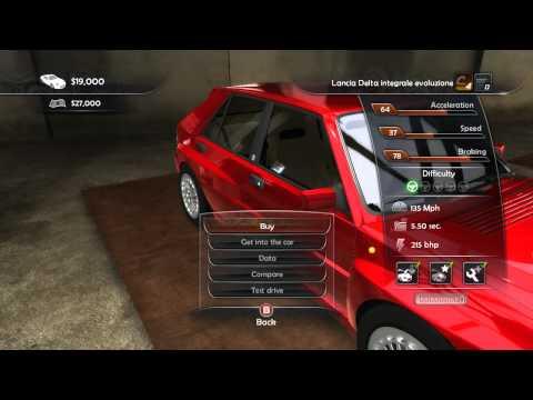 TDU 2 #1 - Lancia Delta Integrale Evoluzione