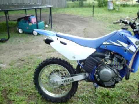 Yamaha ttr 125 started up doovi for Yamaha ttr 230 carburetor for sale