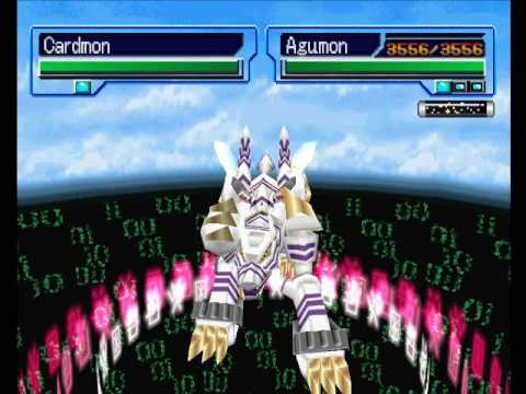 Digimon World 3 - DNA Digivolution: KendoGarurumon ...