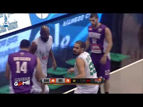 Sagesse vs Hoops Interview Aziz Abdel Massih