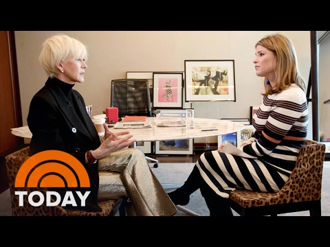 Cosmopolitan Editor-In-Chief Joanna Coles Gives Inside Look At