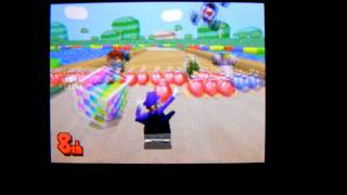 Mario Kart DS hacks ~ Everlasting Bombs